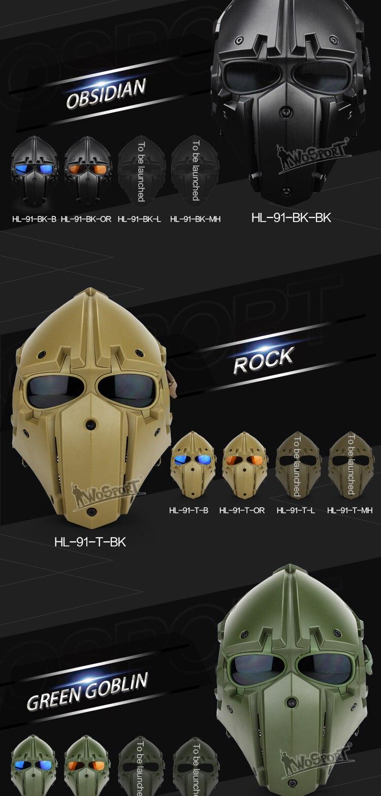 gobl terminator, óculos tático, segurança com ventilador embutido