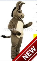 2018 New Mascot Costumes For Adults Christmas Halloween Outfit Fancy Dress Suit Free Shipping Horse Donkey Unicorn
