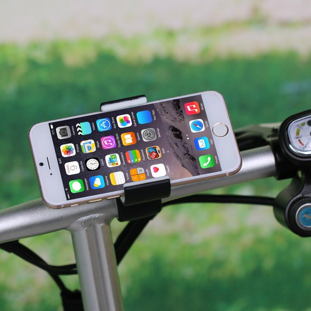 Vodool c Форма велосипед Велосипедный Спорт бутылки torch light держатель многофункциональный мобильный телефон крепление подходит для менее 6.6 дю...