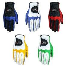 Настоящие PGM мужские перчатки для гольфа, тканевые перчатки, новинка, левая/правая рука, GloveMagic, эластичные частицы, женские нескользящие аксессуары