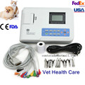 CONTEC CE Factory-Veterinary-Vet-Use-1-channel-Electrocardiograph-ECG-EKG-MACHINE-ECG100G