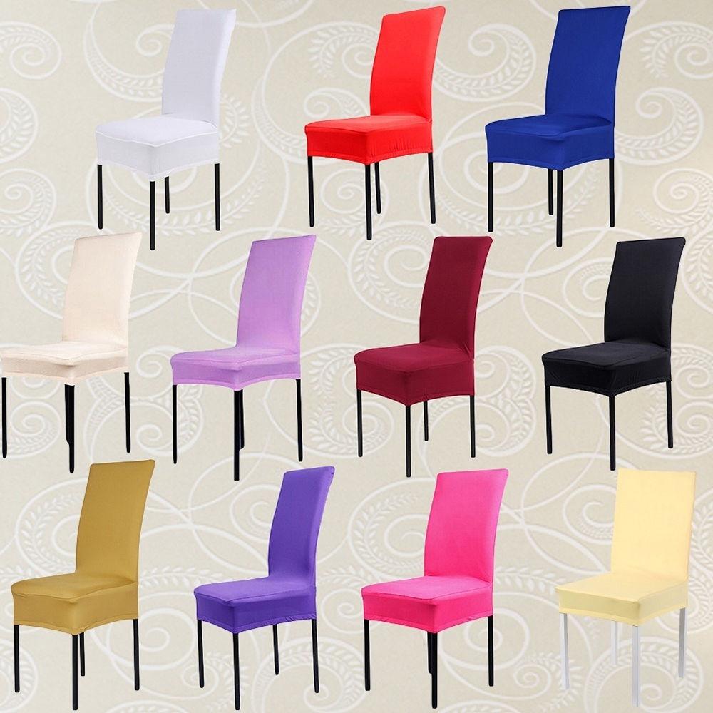 nuevo protector funda strech spandex fundas para sillas silla de comedor decoracin cubre la silla del