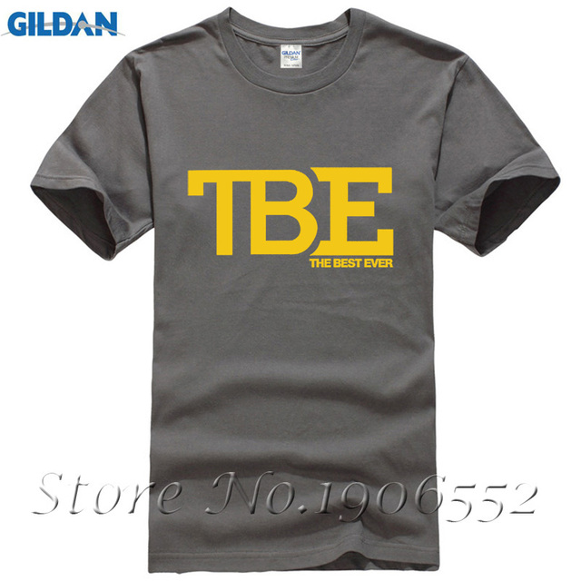 Cool Fashion TMT T Shirt Gold TBE Tee Shirt for Men Short Sleeve ...