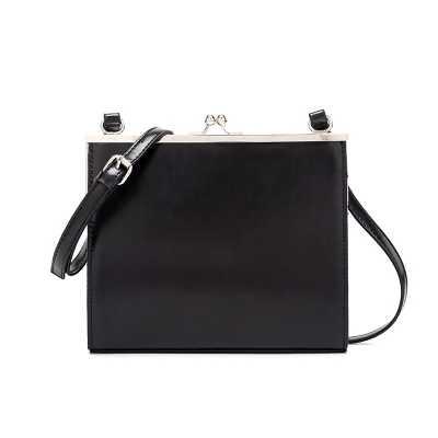 NEUE Vintage Frauen Tasche Handtasche Clip Tasche Schwarz 2019 Dame Handtaschen Schulter Tasche Allgleiches Tote PU Leder Taschen Messenger