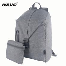 Navo marca plegable nuevo diseño de la mochila mochilas escolares para los adolescentes de moda mochilas mochila bolsa de ordenador portátil mochila femenina zd63