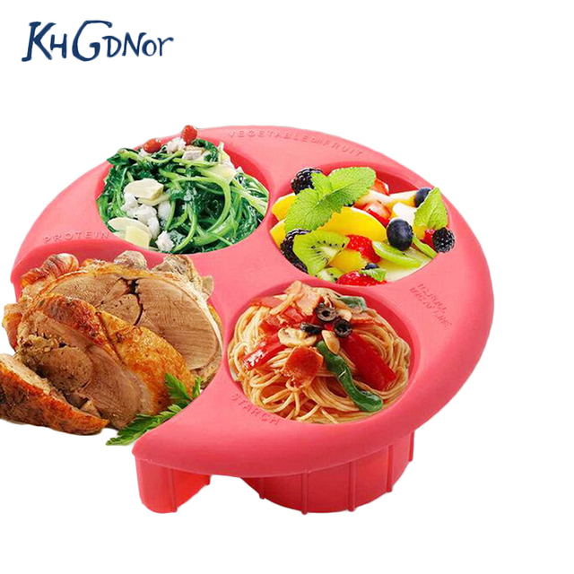 Healthy Meal Measure Weight Loss Control Plate Diet Portion Slimming Naturalize Manage Weight Control Tool  sc 1 st  AliExpress.com & Healthy Meal Measure Weight Loss Control Plate Diet Portion Slimming ...