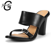 Gladiator Sandals 2017 Women Leather High Quality Shoes For Summer Color Casual Style Hollow Shoes Size