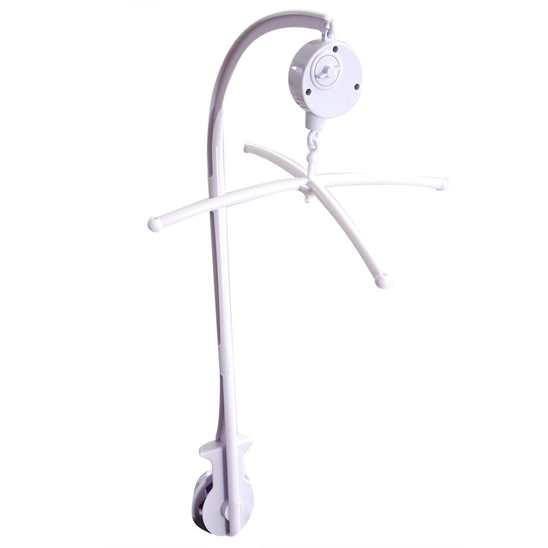 Սպիտակ Baby օրորոց բջջային մահճակալի - Խաղալիքներ նորածինների համար - Լուսանկար 2