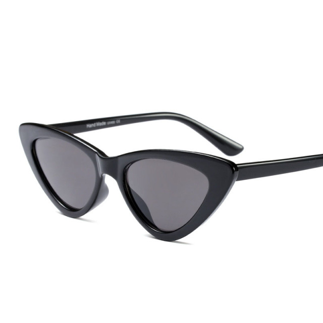 Cute sexy retro cat eye sunglasses women