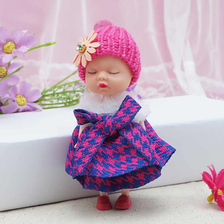 11cm Patrulha Ptes Lol Bonecas de Fadas Série 3 Silicone Renascer Baby Doll Brinquedo Chorando para a Princesa 5 Articulações Em Movimento para o Presente Das Crianças E