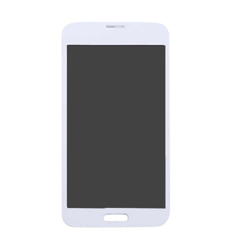 Untuk Samsung Galaxy S5 G900F G900A G900M Layar Sentuh Display LCD Digitizer Pengganti untuk Samsung S5 Layar Perakitan
