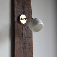 Ceramic Deco Wall Lamp Led Wall Light Fixtures Bedroom Wandlamp Arm Sconce Beside Arandela Lighting Bathroom Mirror Lights