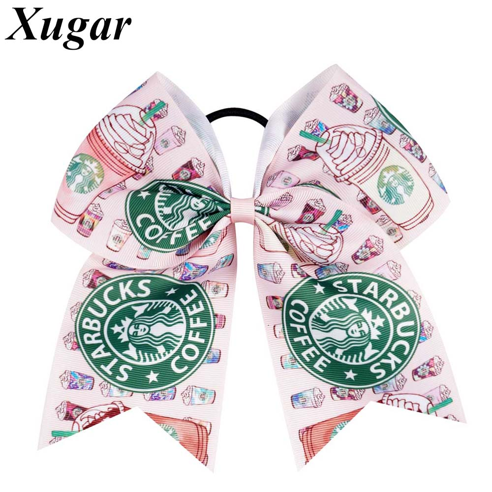 Xugar Handmade Cute Cheer Bow Baby Children Girls