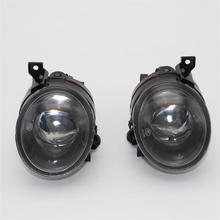 Для VW Jetta V MK5 2006 2007 2008 2009 2010 2011 автомобиль-Стайлинг переднего бампера галогенные противотуманные лампа с выпуклой линзы