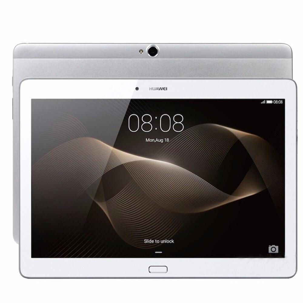 Original 10.1 Huawei MediaPad 10.0 M2 Tablet Mundial Kirin 930 Núcleo octa 3 GB 16 GB/64 GB 5MP 13MP 6660 mAh 4G LTE GPS Tablets PC