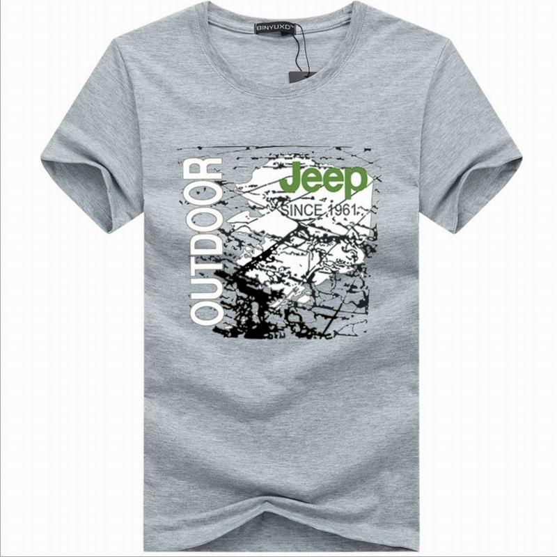 2016 Summer Men's Tee Short Sleeve Shirt Print Top Man Casual Clothing Cotton Shirt Made In China Hot Selling 3
