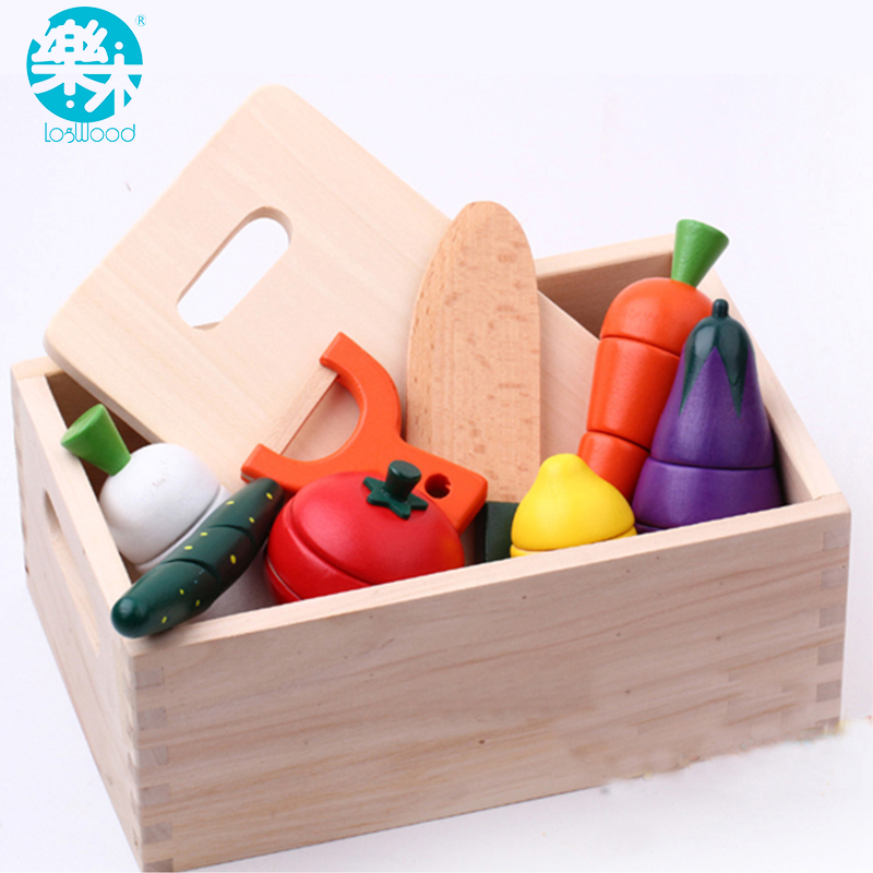 popular wooden fruit toys buy cheap wooden fruit toys lots. Black Bedroom Furniture Sets. Home Design Ideas