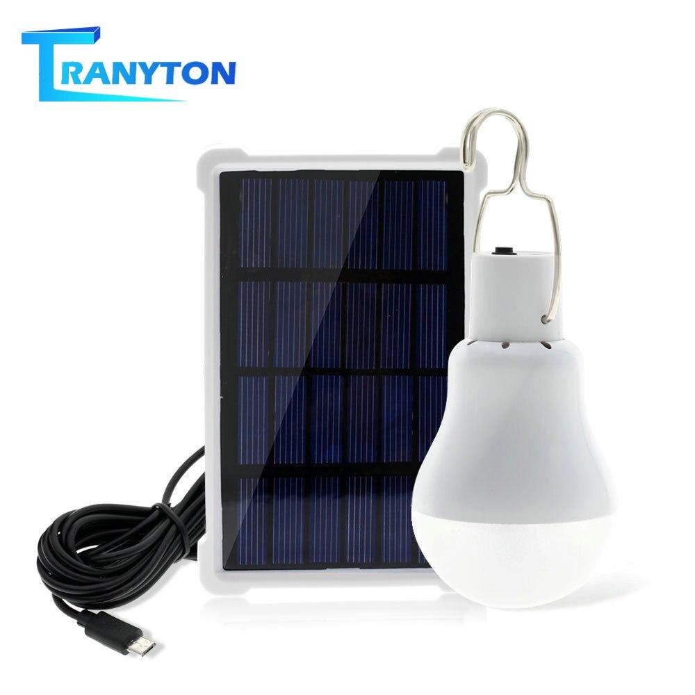 Luz solar portátil 12 w 15 w recarregável 5 v led lâmpada útil de poupança energia do painel solar para acampamento ao ar livre tenda lâmpadas solares