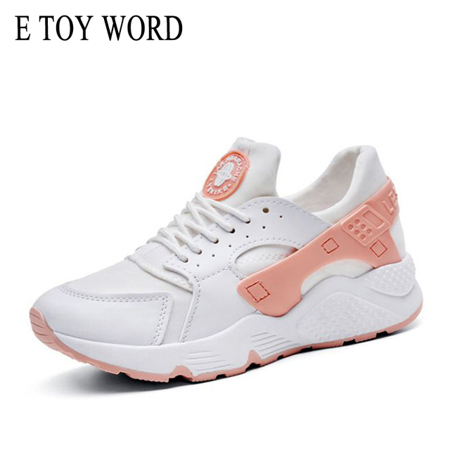 E TOY WORD Fashion trainers womens sneakers air mesh women shoes spring 2018 Tenis Feminino Casual Shoes Women zapatos mujer