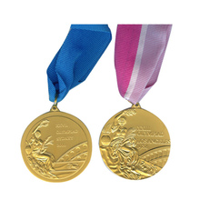 Custom Metal Craft National College Athlete Honor Medal  k200217