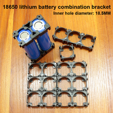 Get more info on the 10pcs/lot 18350 18500 18650 Battery Combination Bracket Universal Abs Flame Retardant Fixed Diy