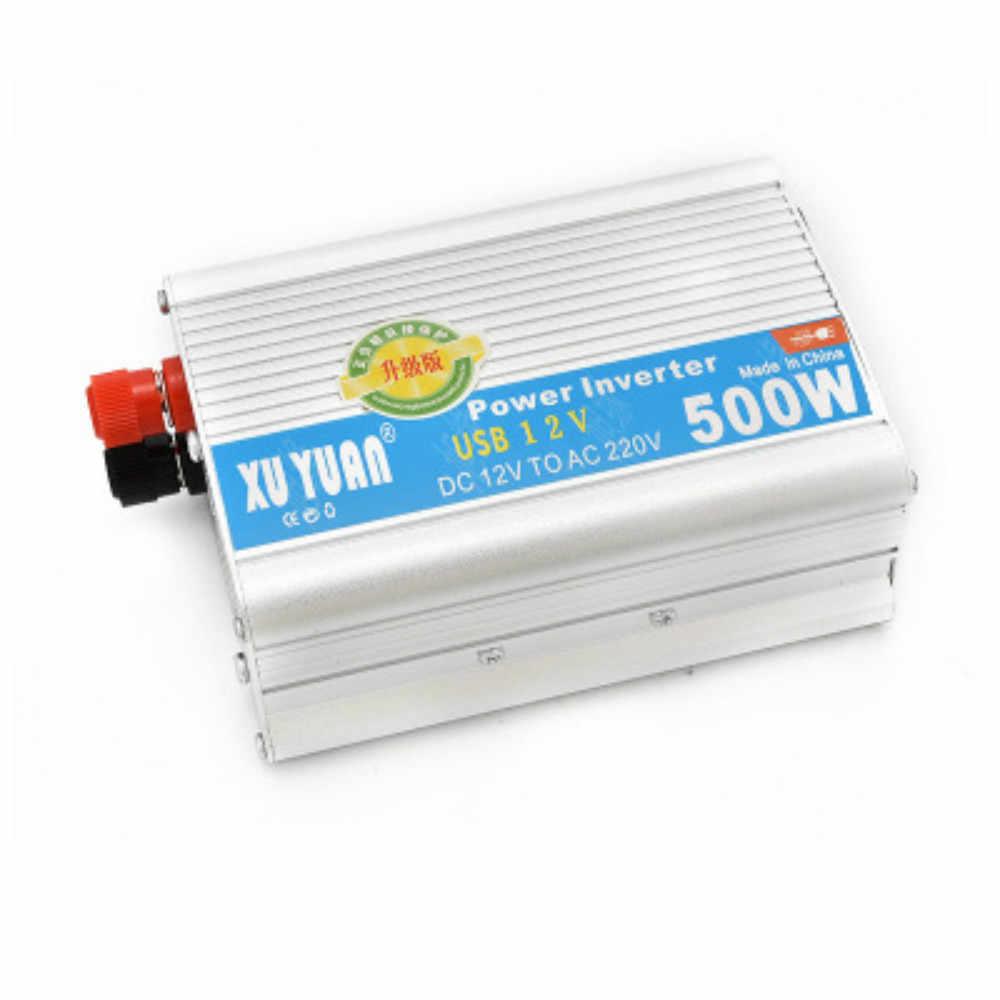 Xuyuan 500 Вт на инвертор для платы 12 В/24 В до 220 В питания на борту конвертер