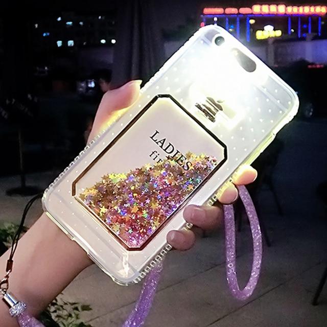 iphone 8 plus coque parfum