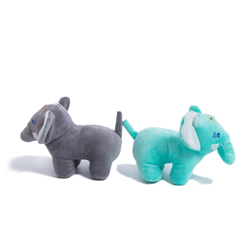 Niuniu Daddy 20cm Appease Elefante Infantil Peluches Blandos Elefante - Peluches y felpa - foto 2