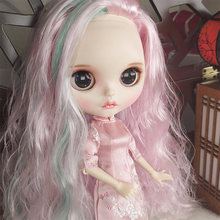 DIY 1/6 30CM Blyth Doll With Clothes Hot Style Movable Joint Body Doll Fashion High Quality Girls Resin Classic Toys Best Gift genuine east charm 1 6 like bjd blyth dolls shou princess with makeup multi purpose joint high quality collection gift toys
