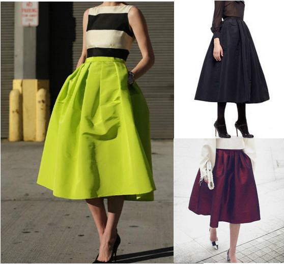 Where To Buy High Waisted Skirts - Dress Ala