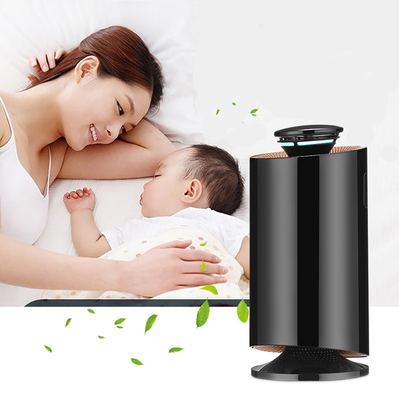 FIMEI 3 In 1 Multifunctional Air Purifier Cleaner Ozone Generator Activated Carbon Photocatalyst Ozone UV Light