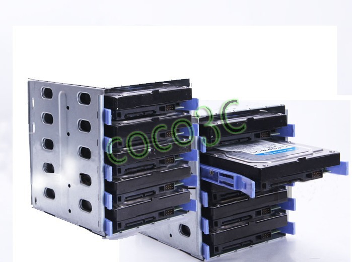 5 ssd bays for 4U case