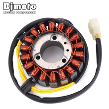 BJMOTO 31120-KSZ-771 Motorcycle Ignition Magneto Engine Stator Generator Coil For Honda NSS250 Forza 250 MF06 JAZZ/REFLEX 04-07