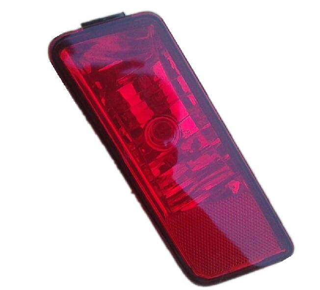 For Cech downtown Dodge Viagra Viagra rear bumper rear fog lamp Cool Cool Wei bar lights