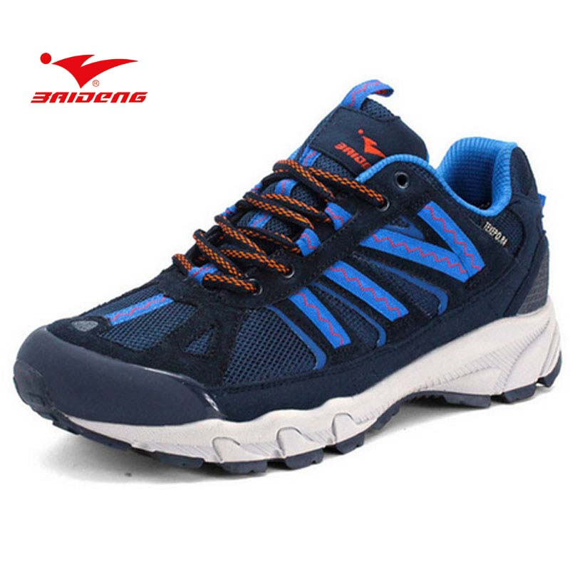 ФОТО NaturalHome women athletic shoes breathable outdoor men hiking shoes brand winter rock climbing waterproof sport boots