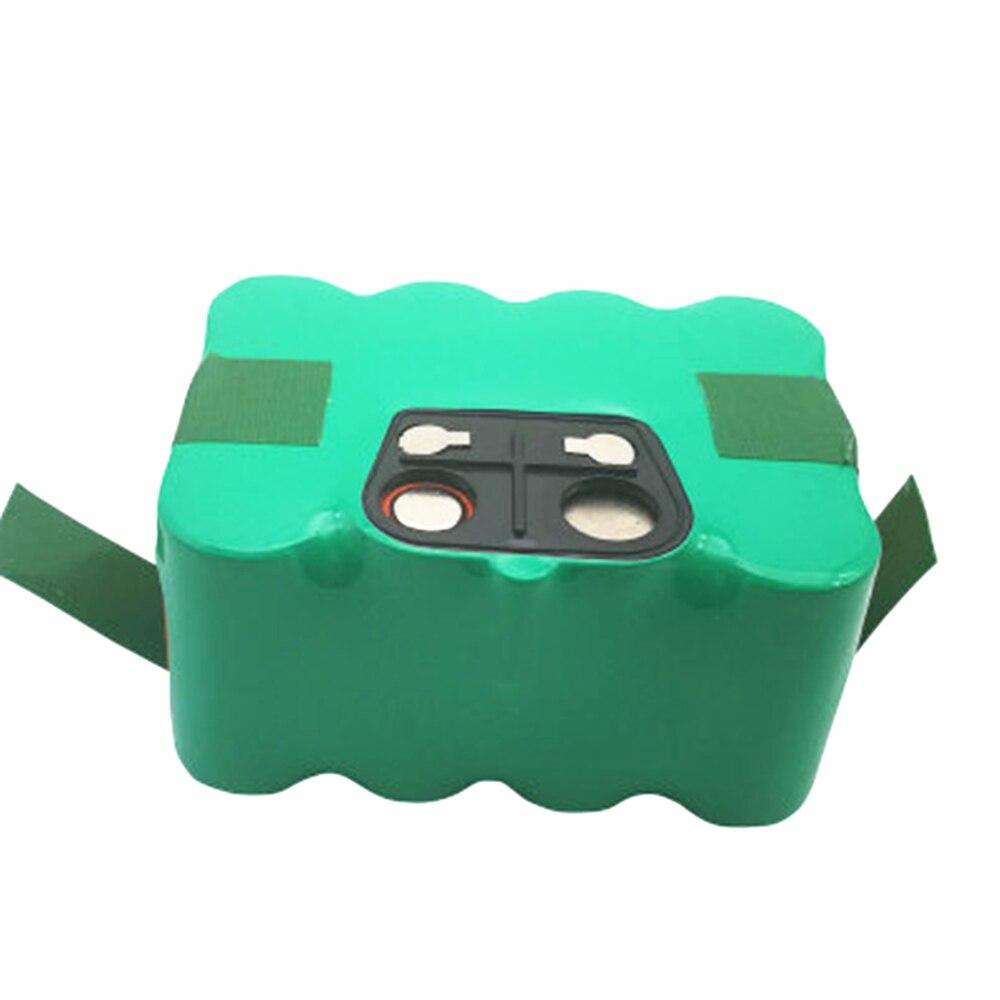 14.4V SC Ni-MH Rechargeable Battery Pack 3500mAh Vacuum Cleaner Sweeping Robot For KV8 XR210 XR510 XR210A XR210B XR510B XR510D