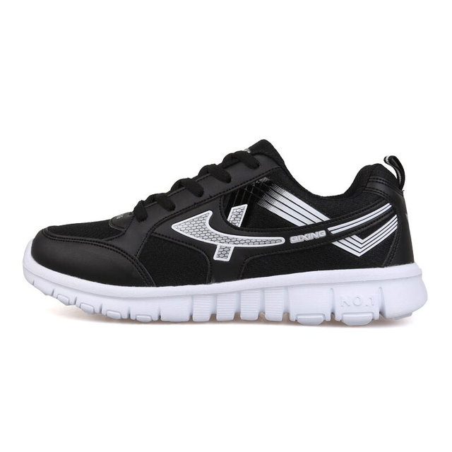 Women lightweight Running shoes 2017 cozy air mesh breathable lace up Sport Shoes woman Sneakers
