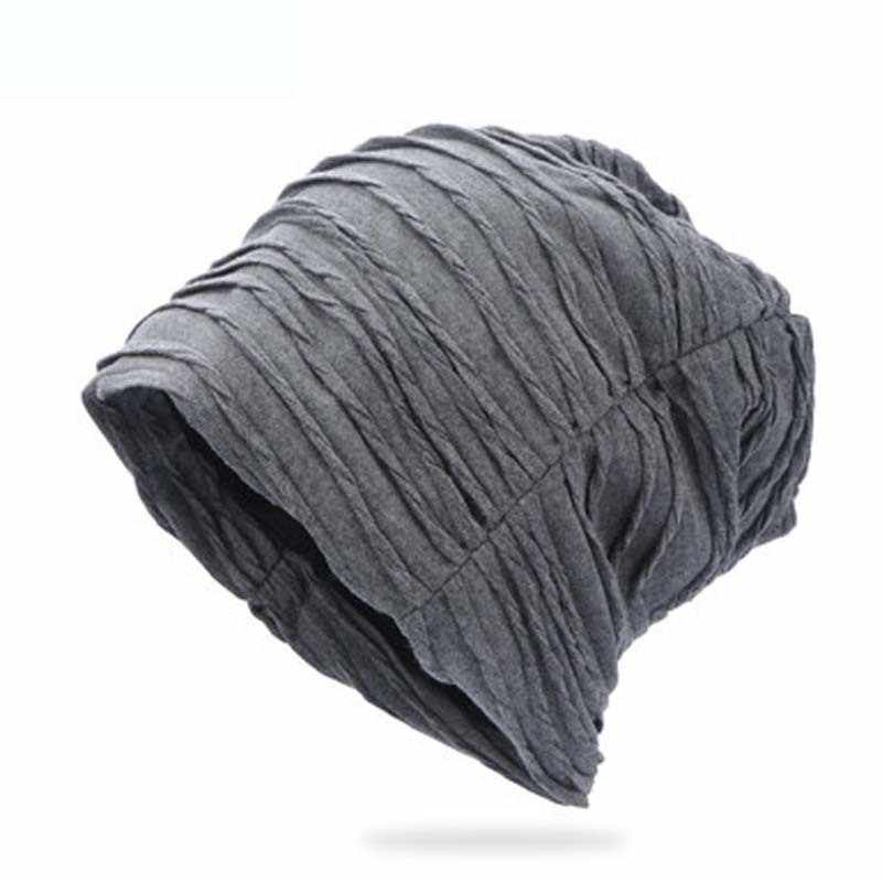 ... Women Slouchy Beanie Hat Winter Cap Men Baggy Caps Fashion Oversized  Crochet Hat Female Skullies Beanies 2d0db30dbeb