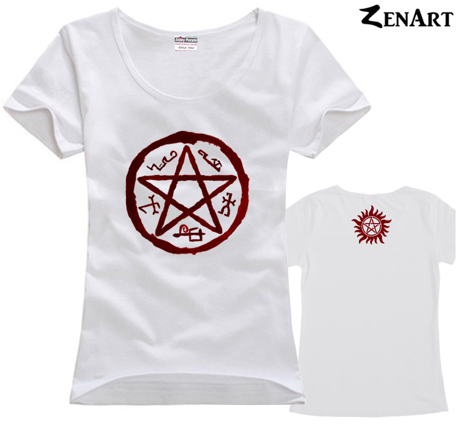 Online Shop Supernatural Devils Trap Demon Trap Sigil Anti