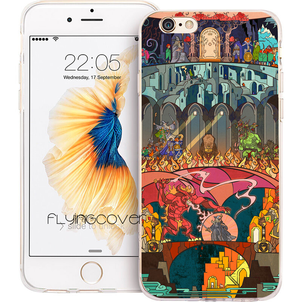 exclusive shoes a few days away best supplier top 10 largest ipod touch 6 the lord of the rings cover ...