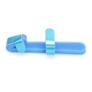 Image 5 - 3 sizes Adjustable Medical Alloy Splint Finger Plywood Joint Fitted Rehabilitation Equipment Finger Orthosis Hand Orthopedic