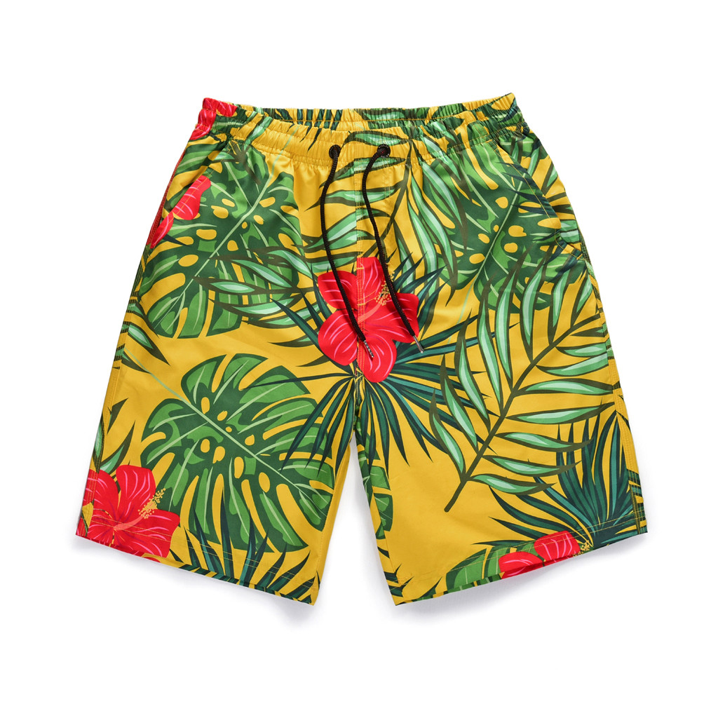 CHAMSGEND   Shorts   Summer Beach Work Pants Mens 3D Graffiti Print   Board     Shorts   Multi Color   Short   Trouser Pants For Male 20.JAN.25