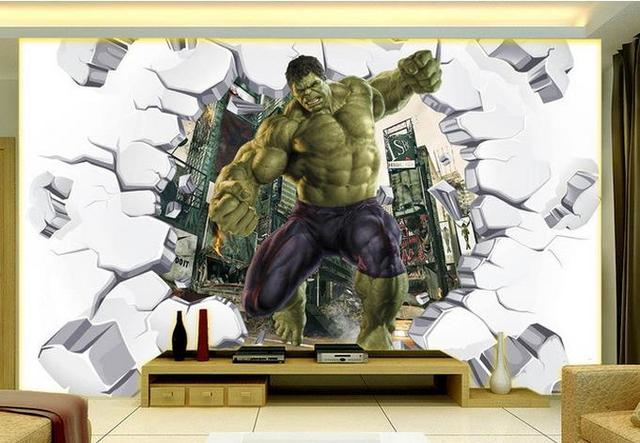 HD papel de parede Custom photo 3D European Stereo Hulk mural sofa     HD papel de parede Custom photo 3D European Stereo Hulk mural sofa backdrop 3d  wallpaper 3d