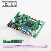 Srjtek VS TY2662 V2 HDMI VGA 2AV 40 50 Pins PC Controller Board For Raspberry PI
