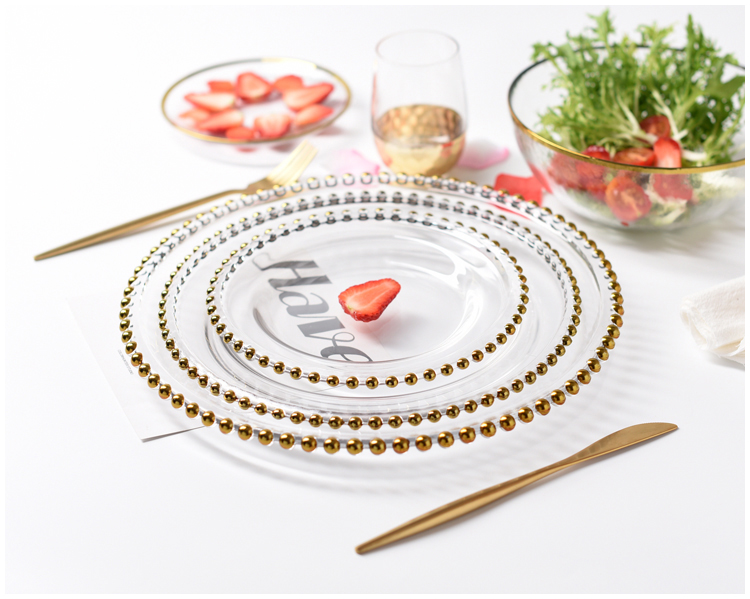 Charger Plate in Two Styles