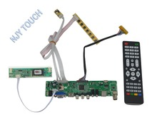 LA MV56U A New Universal HDMI USB AV VGA ATV PC LCD Controller Board for 15inch