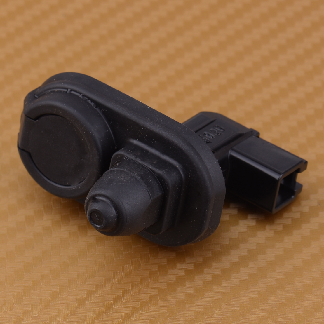 beler Car Black <font><b>Door</b></font> Jamb Light Lamp Switch Fit For Honda Accord <font><b>Civic</b></font> CR-V Crosstour Element Odyssey image
