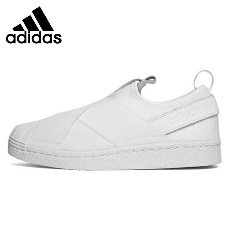 Prix pour D'origine Adidas Originals superstar glissement sur Les Femmes de Planche À Roulettes Chaussures Sneakers