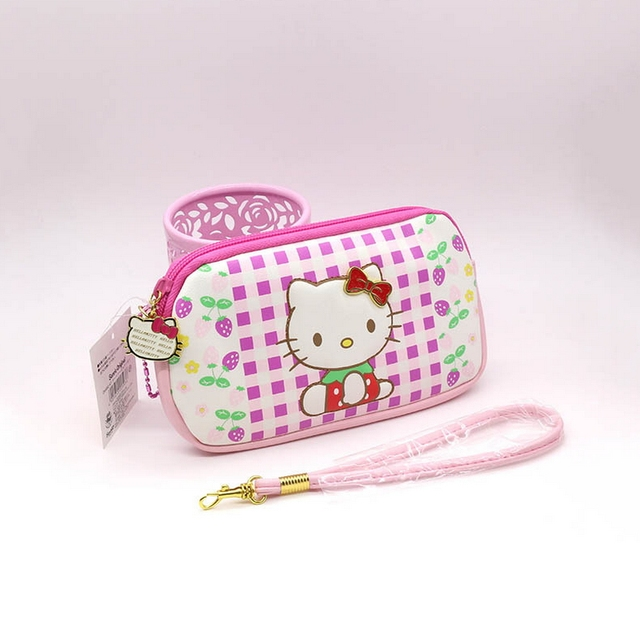 Hello kitty dot passport cover package high quality pu credit card hello kitty dot passport cover package high quality pu credit card bag business card holder cat reheart Images