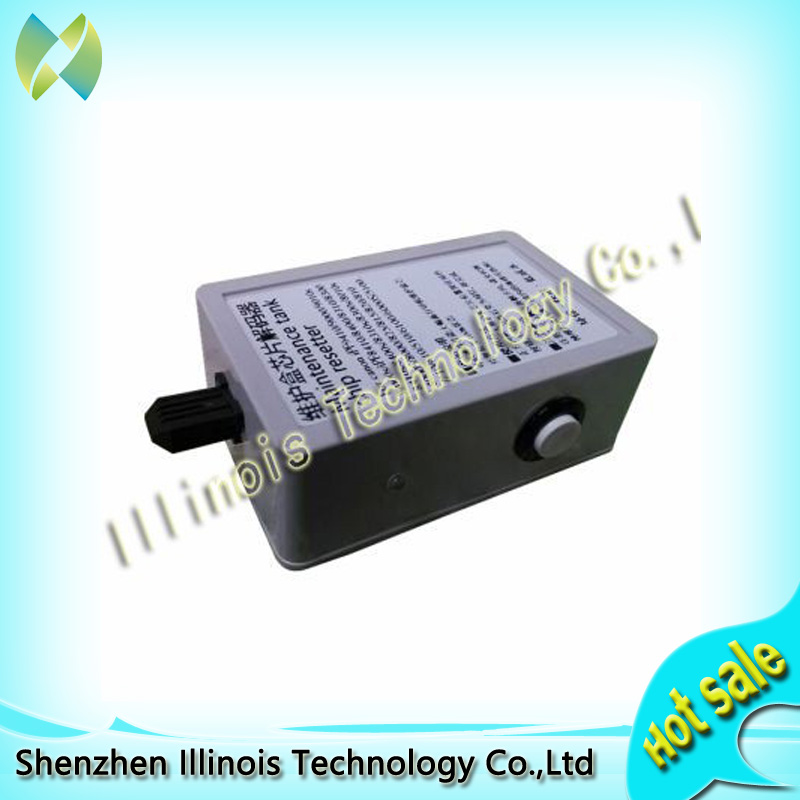 for Canon Maintenance Tank Chip Resetter IPF Series MC-10 printer parts недорого